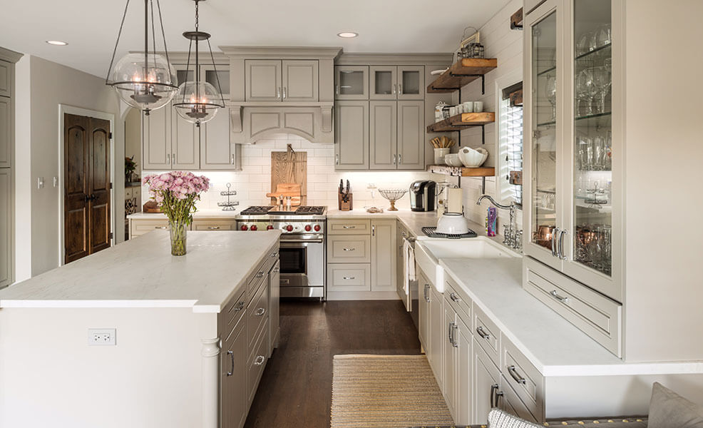 In Stock Kitchen Cabinets Chicago - Wholesale Cabinets ...